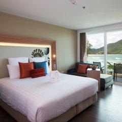 Отель Novotel Phuket Kamala Beach 4* Стандартный номер с разными типами кроватей