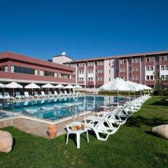 Crystal Kaymakli Hotel & Spa бассейн