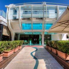 Отель Boemia Италия, Риччоне - 2 отзыва об отеле, цены и фото номеров - забронировать отель Boemia онлайн бассейн фото 2