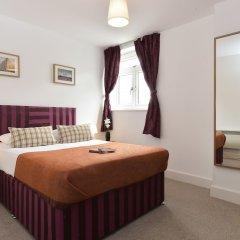 Отель Churchill Nike Apartments Великобритания, Лондон - отзывы, цены и фото номеров - забронировать отель Churchill Nike Apartments онлайн комната для гостей фото 2