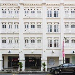 Отель PORCELAIN Сингапур парковка