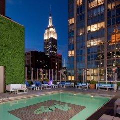 Gansevoort Park Hotel NYC бассейн фото 2