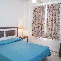 Отель Estudios Vistamar Испания, Эс-Мигхорн-Гран - отзывы, цены и фото номеров - забронировать отель Estudios Vistamar онлайн комната для гостей фото 4