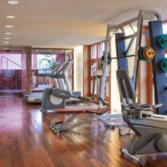 Hotel Melia Bilbao фитнесс-зал фото 3