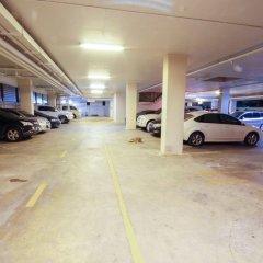 Отель Kv Mansion Бангкок парковка