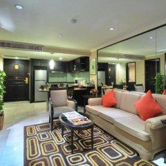 Отель Grand President Bangkok комната для гостей фото 5