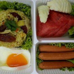 Bed@town Hostel Бангкок питание