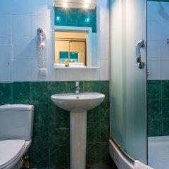 Гостиница Огни Енисея ванная фото 2