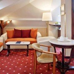 Отель Crown Piast интерьер отеля