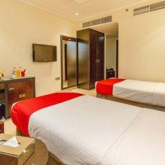 Smana Hotel Al Raffa Дубай комната для гостей фото 5
