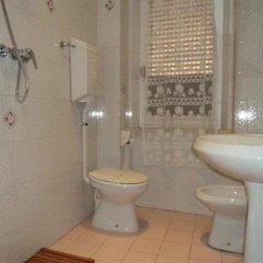 Отель Due Torri ванная фото 2
