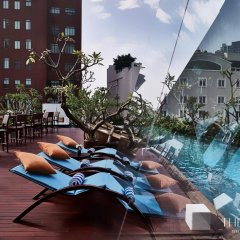 Отель The Myst Dong Khoi бассейн фото 2
