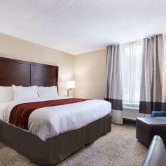 Отель Super 8 Kings Mountain Южный Бельмонт комната для гостей фото 5