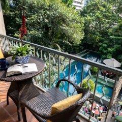 Отель Ariyasom Villa Bangkok Бангкок балкон