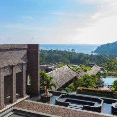 Отель Avista Hideaway Phuket Patong, MGallery by Sofitel Таиланд, Пхукет - 1 отзыв об отеле, цены и фото номеров - забронировать отель Avista Hideaway Phuket Patong, MGallery by Sofitel онлайн пляж фото 2