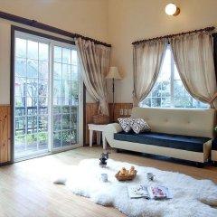 Отель Swiss Pension Южная Корея, Пхёнчан - отзывы, цены и фото номеров - забронировать отель Swiss Pension онлайн комната для гостей фото 4