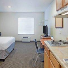 Отель Woodspring Suites Columbus Hilliard Колумбус удобства в номере фото 2