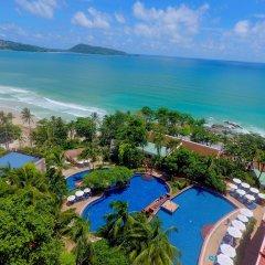 Отель Novotel Phuket Resort пляж