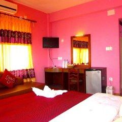 Отель Orchid Непал, Покхара - отзывы, цены и фото номеров - забронировать отель Orchid онлайн удобства в номере фото 2