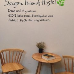 Saigon Friends Hostel в номере