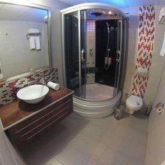Efsane Hotel Турция, Дикили - отзывы, цены и фото номеров - забронировать отель Efsane Hotel онлайн ванная