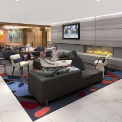 Отель Courtyard by Marriott Washington Downtown/Convention Center США, Вашингтон - отзывы, цены и фото номеров - забронировать отель Courtyard by Marriott Washington Downtown/Convention Center онлайн интерьер отеля