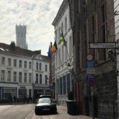 Отель Cavalier Бельгия, Брюгге - отзывы, цены и фото номеров - забронировать отель Cavalier онлайн фото 4
