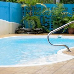Отель Playa Bonita Гондурас, Тела - отзывы, цены и фото номеров - забронировать отель Playa Bonita онлайн бассейн фото 3
