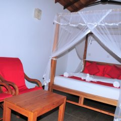 Отель Vesma Villas Шри-Ланка, Хиккадува - отзывы, цены и фото номеров - забронировать отель Vesma Villas онлайн комната для гостей