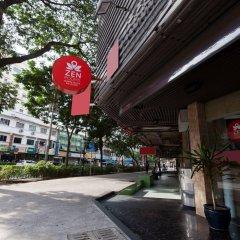 Отель ZEN Rooms Jalan Raja Laut Chowkit Малайзия, Куала-Лумпур - отзывы, цены и фото номеров - забронировать отель ZEN Rooms Jalan Raja Laut Chowkit онлайн парковка