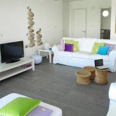Отель Villa Centrum Кипр, Протарас - отзывы, цены и фото номеров - забронировать отель Villa Centrum онлайн комната для гостей фото 5
