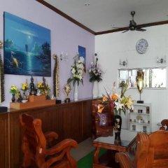 Отель Azure Phuket гостиничный бар