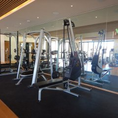 Отель Chileno Bay Resort & Residences Кабо-Сан-Лукас фитнесс-зал фото 2