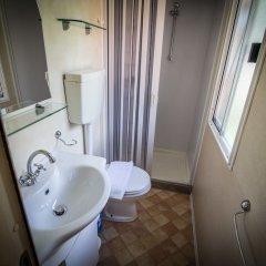 Отель Val Rendena Village Пинцоло ванная