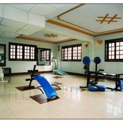 Отель Hoi An Lantern Хойан фитнесс-зал