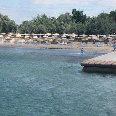 Geyikli Sunshine Hotel Тевфикие пляж фото 2