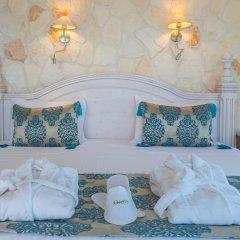 Kalkan Oasis Hotel Турция, Калкан - отзывы, цены и фото номеров - забронировать отель Kalkan Oasis Hotel - Adults Only онлайн комната для гостей фото 5