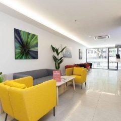Отель Zen Rooms Jalan Cheras Kuala Lumpur Малайзия, Куала-Лумпур - отзывы, цены и фото номеров - забронировать отель Zen Rooms Jalan Cheras Kuala Lumpur онлайн интерьер отеля фото 3