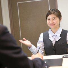 Отель Heiwadai Hotel Tenjin Япония, Фукуока - отзывы, цены и фото номеров - забронировать отель Heiwadai Hotel Tenjin онлайн интерьер отеля