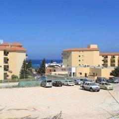 Vangelis Hotel & Suites парковка