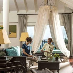 Отель InterContinental Samui Baan Taling Ngam Resort спа