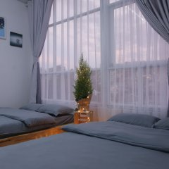 L'amour Villa - Hostel Далат комната для гостей фото 3