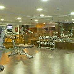 Hotel Fira Congress фитнесс-зал фото 3