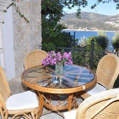 Club Patara Villas Турция, Патара - отзывы, цены и фото номеров - забронировать отель Club Patara Villas онлайн балкон