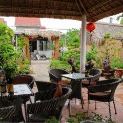 Отель The Grass Vy Homestay Хойан питание