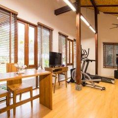 Отель Islanda Hideaway Resort фитнесс-зал