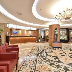 Pacific Hotel интерьер отеля