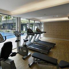 Отель Roomme Hospitality Nang Linchee Branch Бангкок фитнесс-зал фото 3