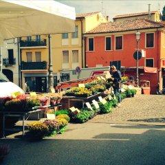 Отель Borgo Buzzaccarini Rocca di Castello Италия, Монселиче - отзывы, цены и фото номеров - забронировать отель Borgo Buzzaccarini Rocca di Castello онлайн вид на фасад фото 2