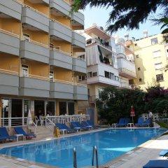 Alin Hotel Турция, Аланья - 13 отзывов об отеле, цены и фото номеров - забронировать отель Alin Hotel онлайн бассейн